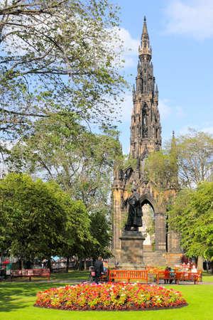 scott monument: Edinburgh Scott Monument