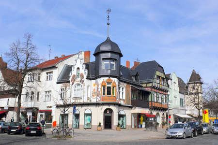 urban idyll: Historic buildings