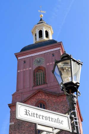 heritage protection: Nikolai Church