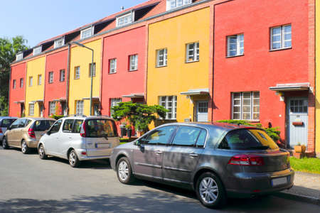 baudenkmal: Terrace houses