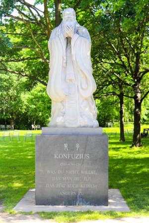 marzahn: Konfuzius