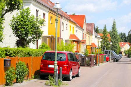 refurbished: Housing development