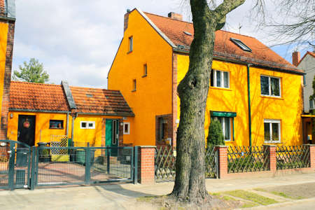 taut: Bruno Taut Houses in Berlin, Germany Editorial