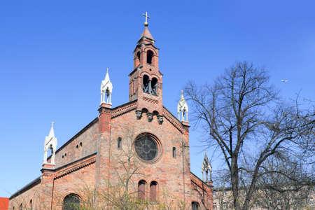 spandau: St. Mary