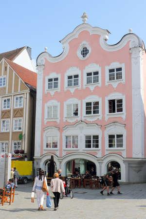 house gable: Historic house