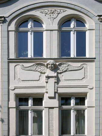 prenzlauerberg: Old window