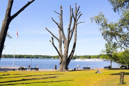 Tegel Lake photo