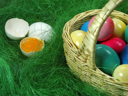 contrasts: Easter Contrasts