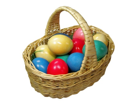 osterfest: Easter Baskets