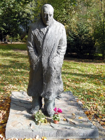 Carl von Ossietzky Stock Photo - 11510294