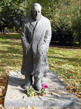 carl: Carl von Ossietzky