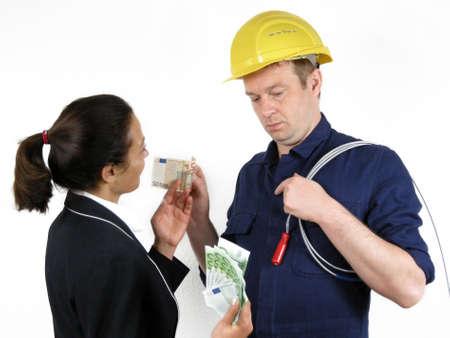 business skeptical: Negociar