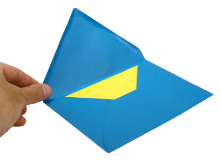Open a Letter photo