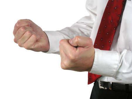 argumentative: Fists