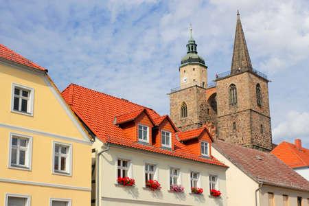 heritage protection: J�terbog with Nikolai Church Editorial