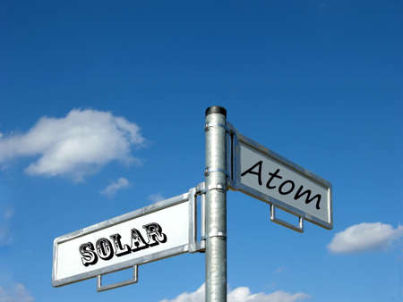 electricity providers: Solar - Nuclear