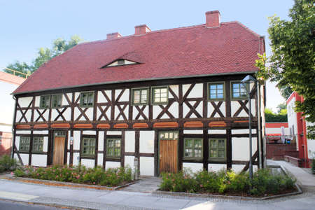 brandenburg home ownership: Bernau  Kantor house