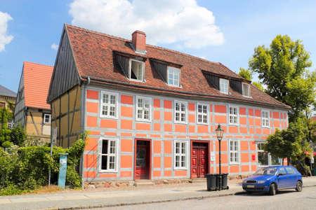 brandenburg home ownership: Oldest house in Angermuende