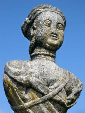 Bust in Viana do Castelo Stock Photo - 11951717