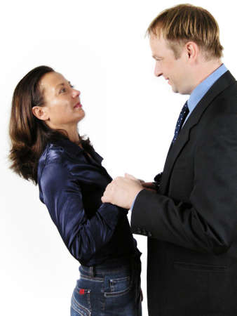 stalking: Sexual Harassment Stock Photo