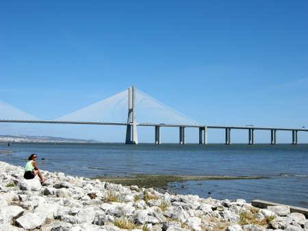 Ponte Vasco da Gama photo