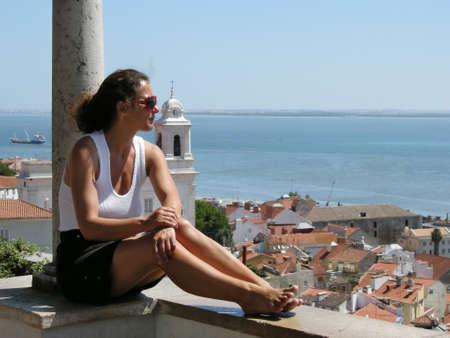 urban idyll: Enjoy the view