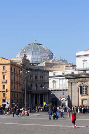heritage protection: Naples Editorial