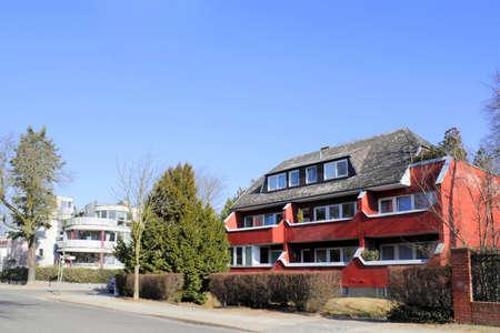 Residential Area Stock Photo - 12067044