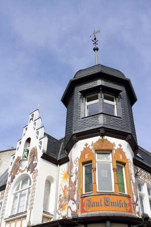 attics: Emisch House