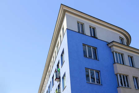 dormitories: Blue TOWNHOUSE