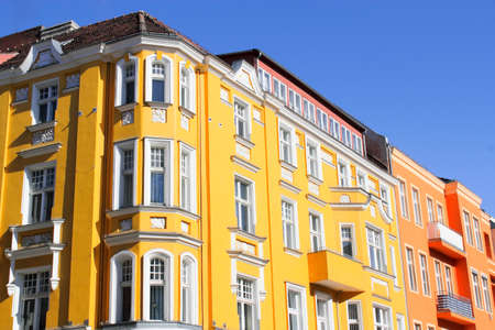 spandau: Renovated old buildings