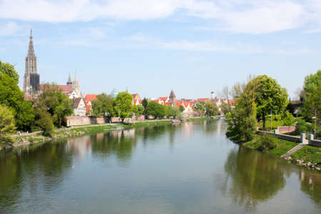 Ulm on the Danube photo