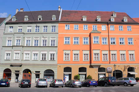 Facades Stock Photo - 12067021