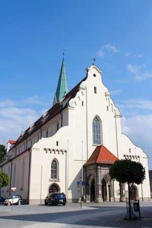 Sankt-Mang-Church photo