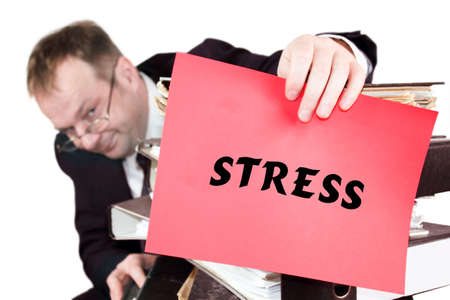 Stress Stock Photo - 12066891