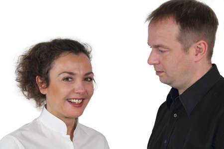 Marriage dispute photo