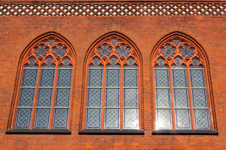 Church Windows photo