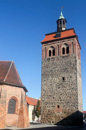 Marktturm and St. John photo
