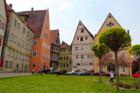 Old City of Noerdlingen