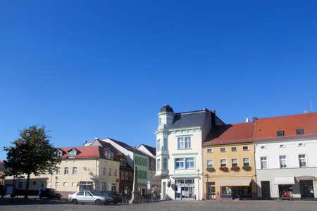 brandenburg home ownership: Old town of Senftenberg