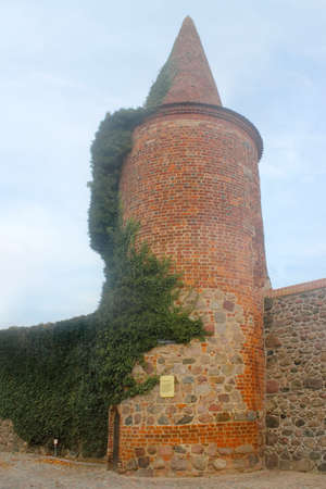 The Powder Tower in Templin photo