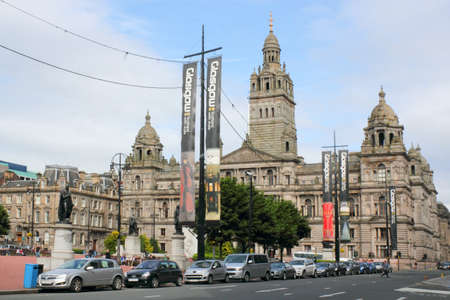 City Hall Glasgow