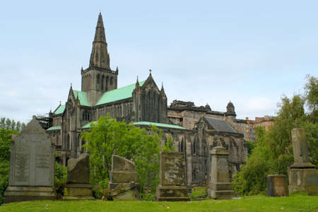 kingdom of heaven: St. Mungo Cathedral