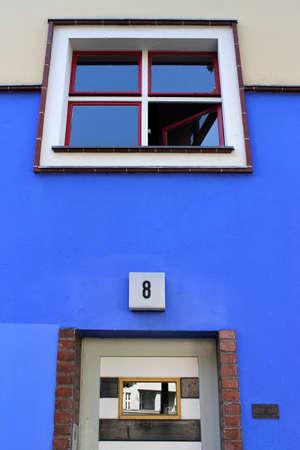 dormitories: Detail Parrot House