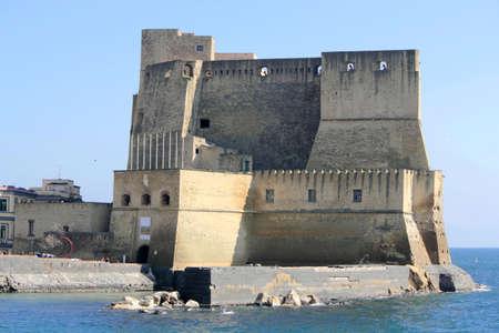 Castello d Ovo photo
