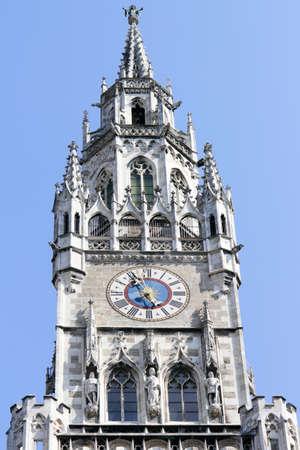 Munich New Town Hall photo