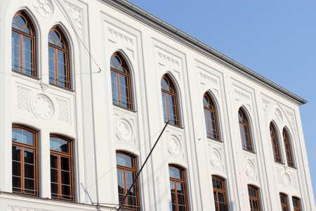freising: Reorganized old building