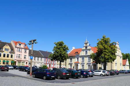 Fuerstenberg OderCity Hall Sqaure photo