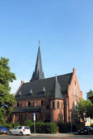 City Church in Eberswalde photo