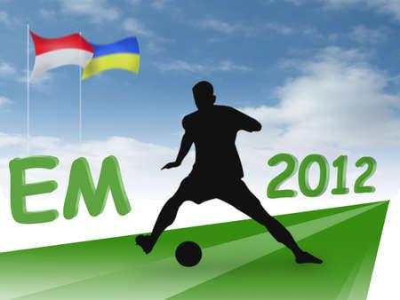 European football championships 2012 photo